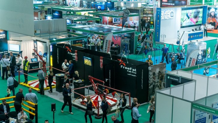 UBM EMEA is proud to announce yet another successful Safety & Health Expo