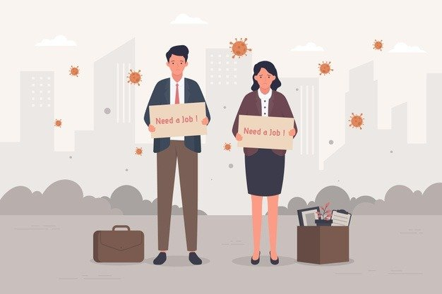 job loss concept