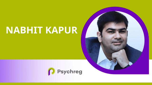 psychreg profile of nabhit kapur