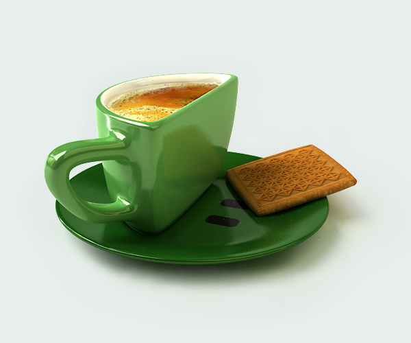 Coffee with cookie?