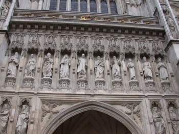 Image result for martin luther king westminster abbey
