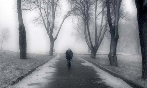 loneliness-autume