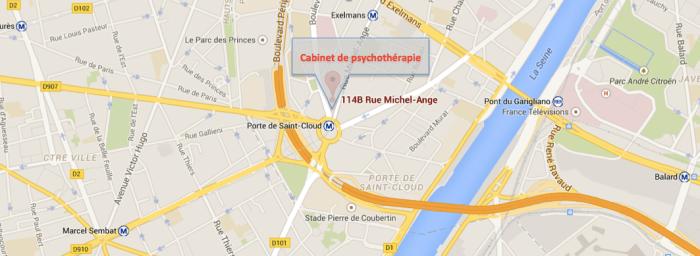 CONTACT - Psy Paris 16