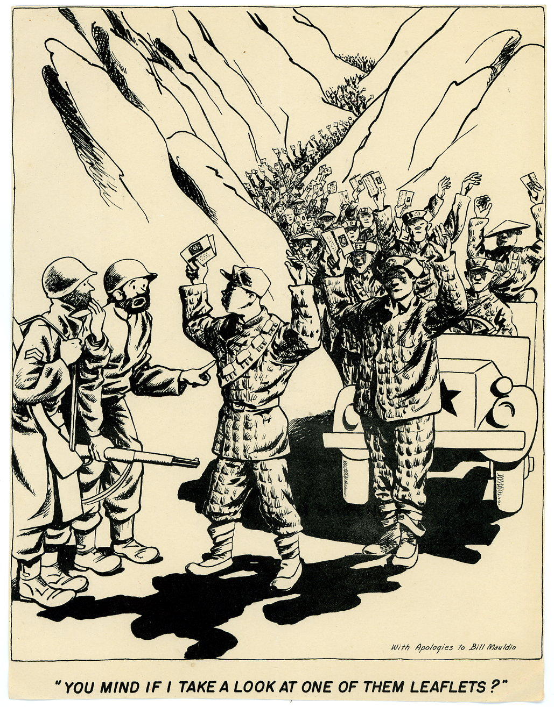 The American Psyop Organization During The Korean War