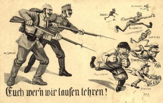 World War I Propaganda | A website on World War I Propaganda posters