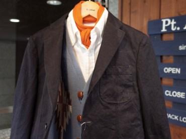 Pt.Alfred original Jacket    DENIM