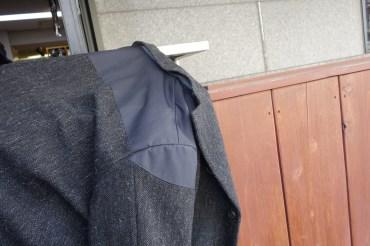 マロリージャケット的なアーミーコート