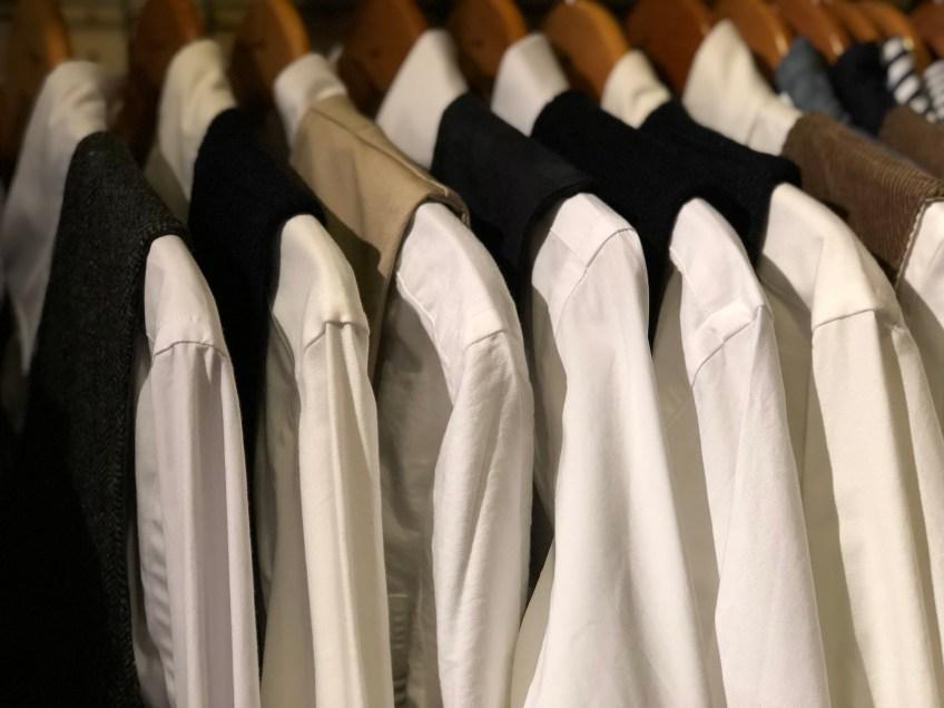 服で人生を豊かにする。。