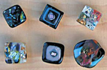Home Decor - Glass Drawer Pulls