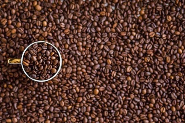 coffee granules