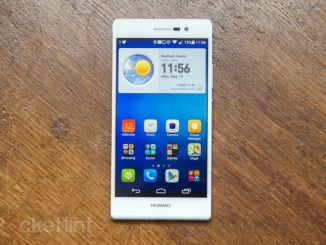 Huawei Ascend P7 Sapphire Edition is almost here 1