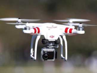 China's DJI Drones Flying High Among US Companies 1