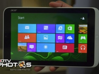 Acer Iconia W3 review 7