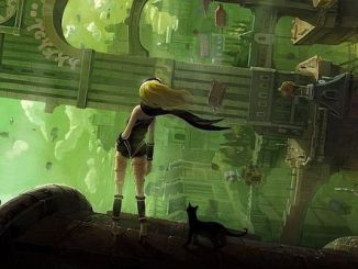 Gravity Rush Remastered Review 1
