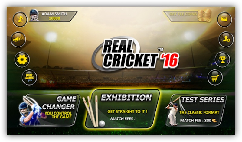 Real Cricket 16 for Android, iOS Has a Release Date and New Features