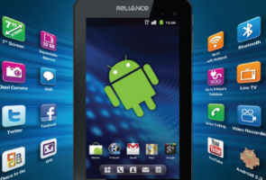 Review: Reliance 3G Tab 1