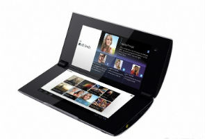 Review: Sony Tablet P 2