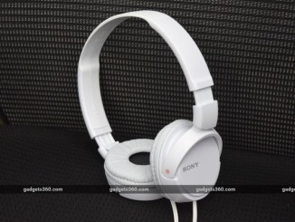 Sony MDR-ZX110 Review 1