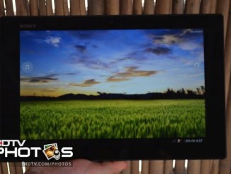 Sony Xperia Tablet Z review 1