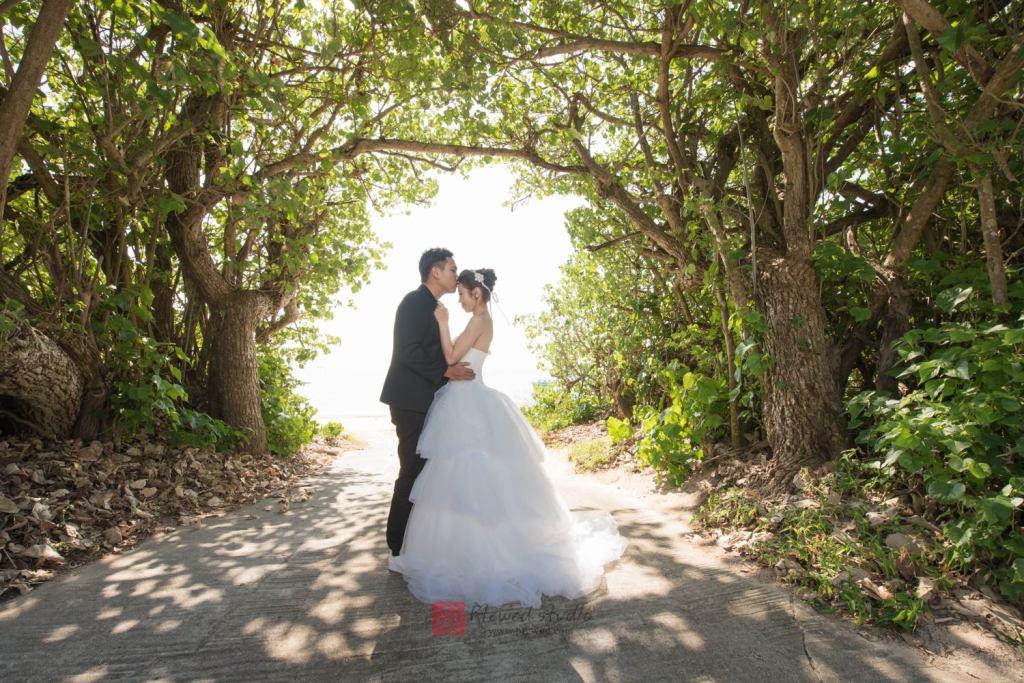 沖繩美景婚紗