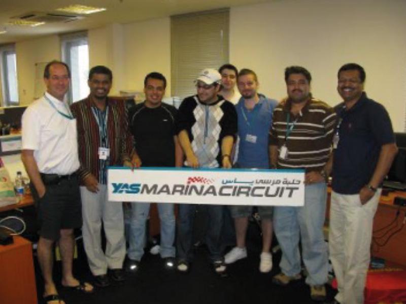 YAS Marina Circuit photo