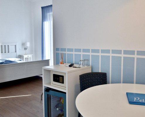 Petit Hotel Camera tipo mini suite