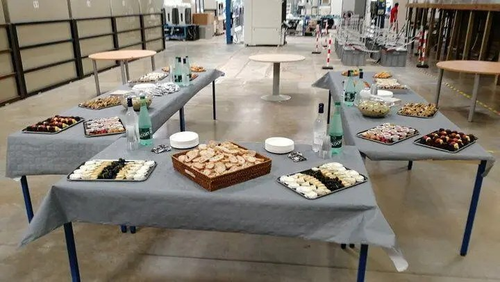 traiteur buffet labège