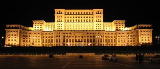 Palatul Parlamentului / Casa Poporului