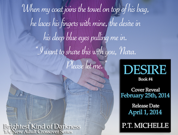 DESIRE Title Reveal and Release date