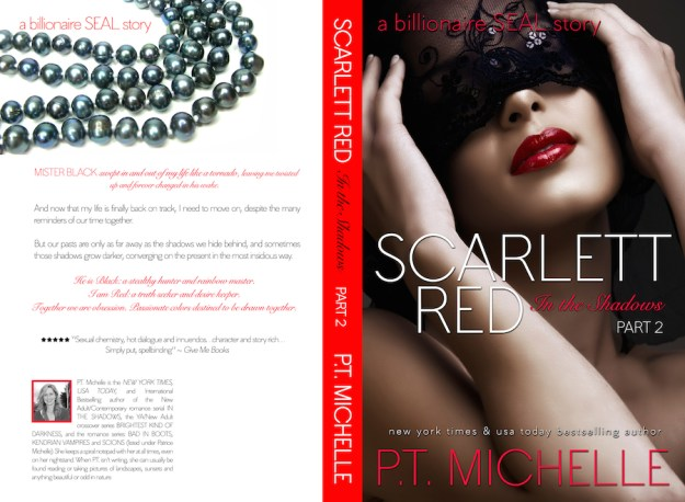 Scarlett Red Print Cover