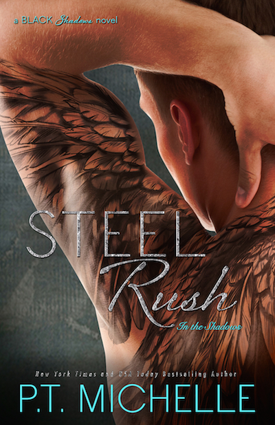 SteelRushCover