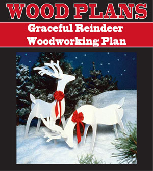 plans for wood lawn ornaments
