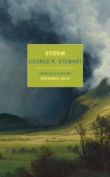 George Stewart The Storm NYRB Classics Point Reyes Books