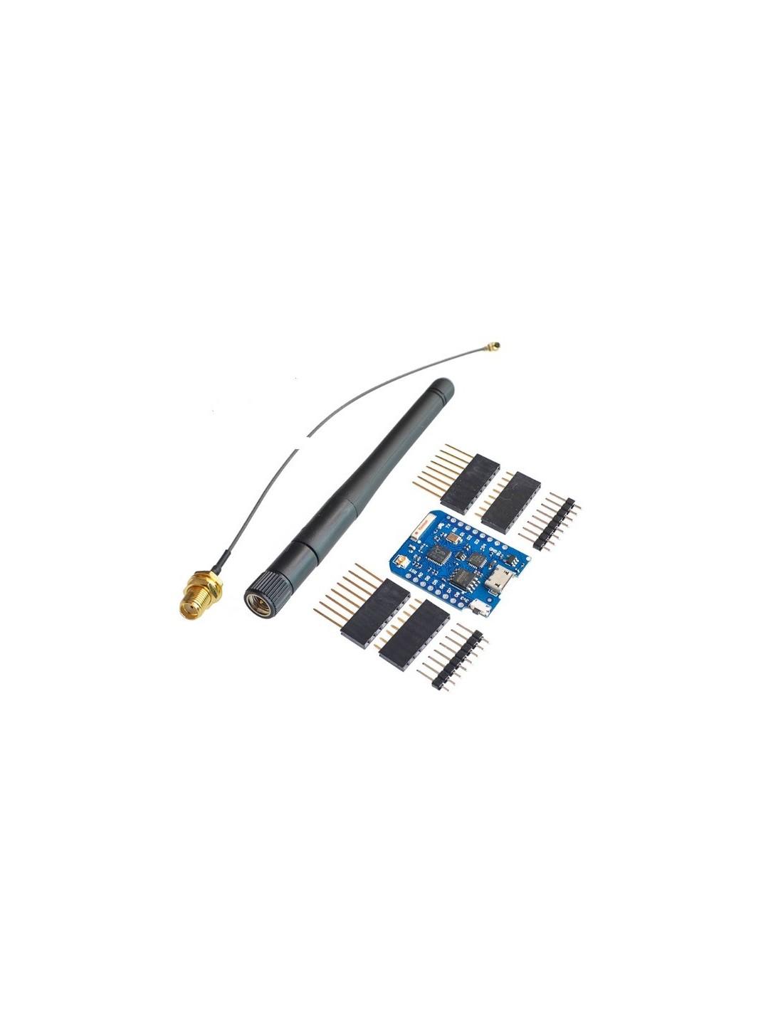 Wemos D1 Mini Pro Esp Development Board W Antenna