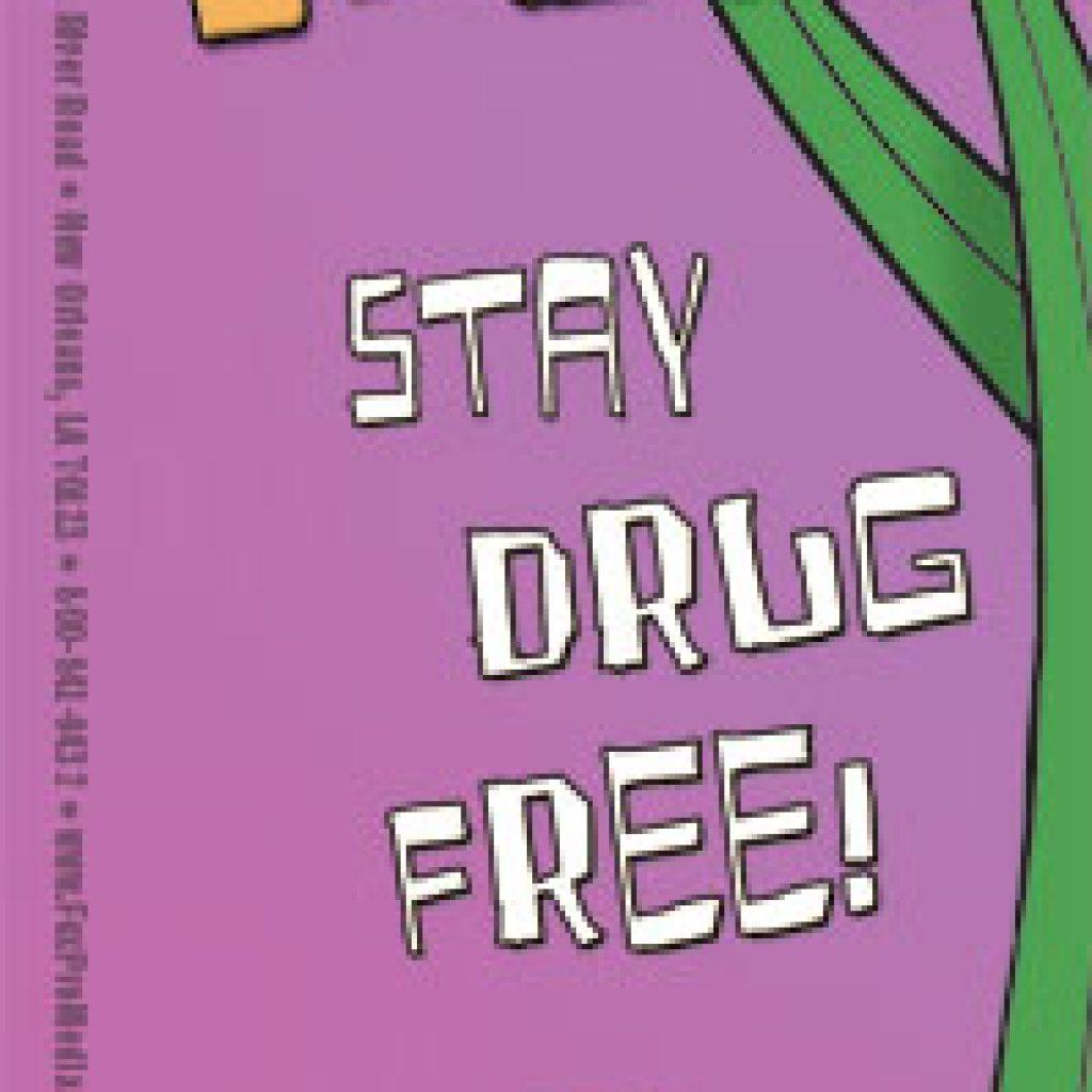 Drugs Are For Slugs Bookmark