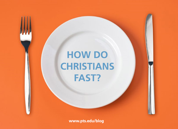 How do Christians Fast?