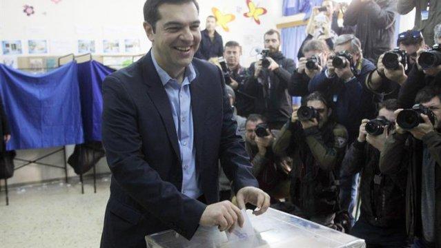 Ante la victoria de Syriza en las elecciones griegas