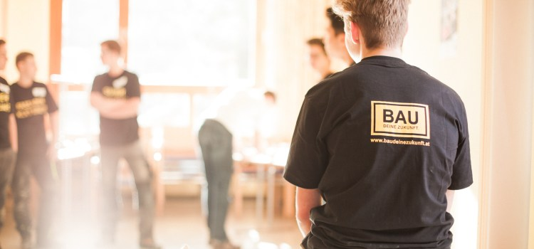 2018_01_31: Lehrlingscasting Bauakademie Übelbach