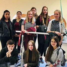 2019_05_21: Fachbereich GuS im Reha-Zentrum Tobelbad