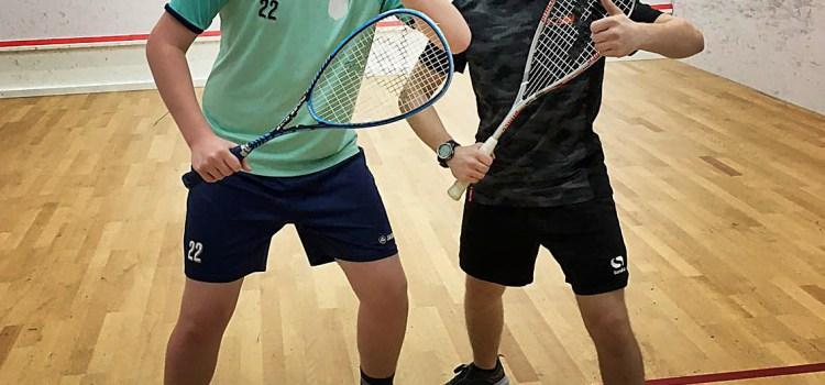 2019_10_29: Squash im Squashdome