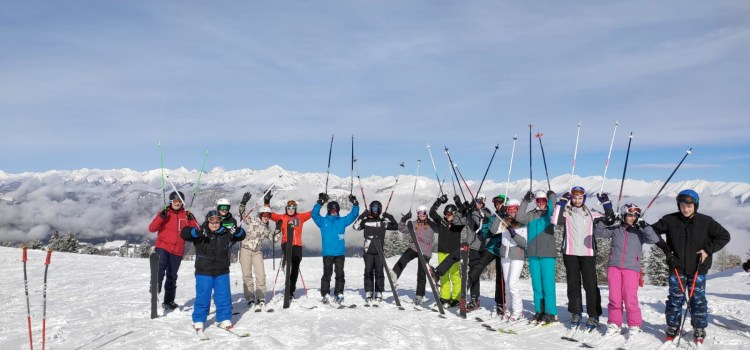 2020_03_02: Skitag am Kreischberg