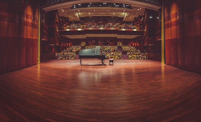The Armstrong Auditorium | Edmund, OK 4