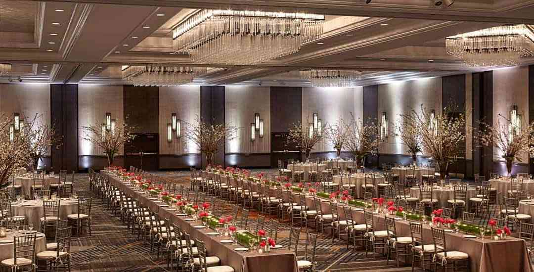 Decorative Lighting Case Study: Brooklyn Bridge Marriott
