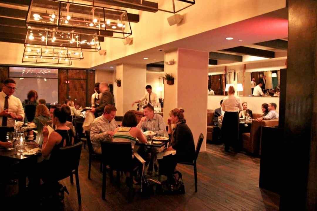 Elegant and Understated Design for Scarpetta Italian Restaurant in Philadelphia, PA 2