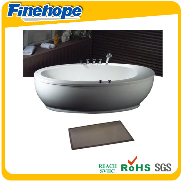 2015 Good quality anti slip PU Integral Skin Foam bathroom mat