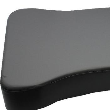 PU accessories parts integral skin polyurethane back cushion memory foam