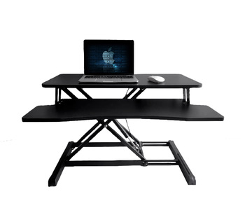 Vertical Lift Height Adjustable Office Standing Desk Converter