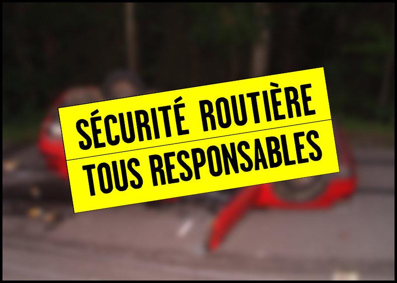 Prévention Sécurité Routière des cyclistes et pietons