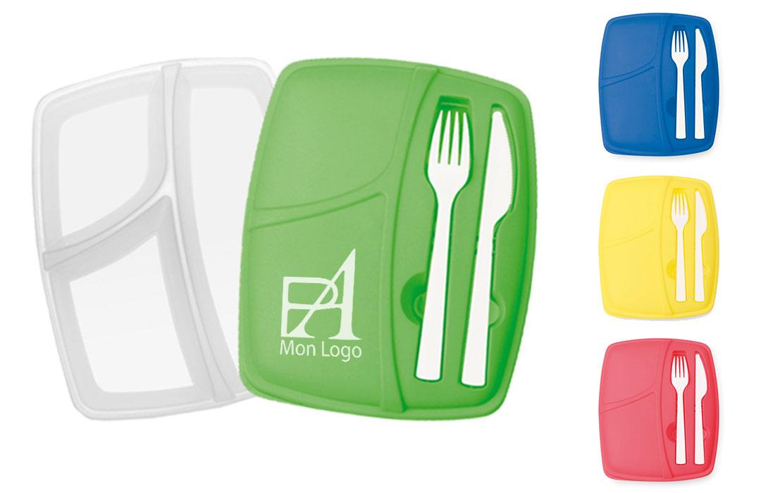 boite repas lunch box personnalisable
