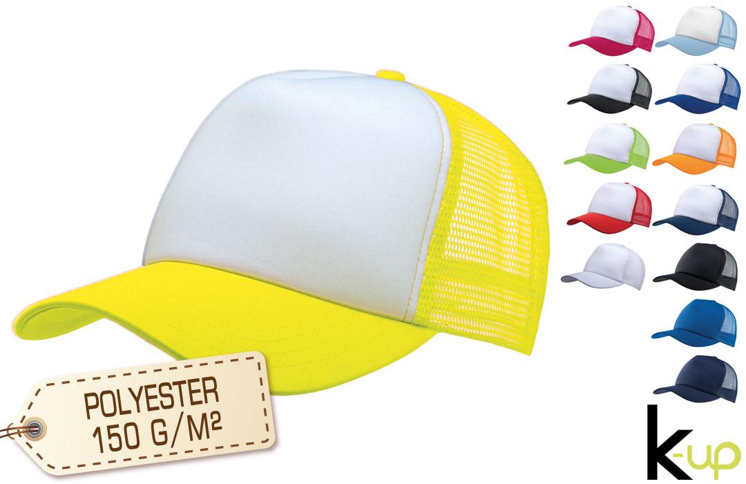 casquette personnalisée trucker flocage logo entreprise
